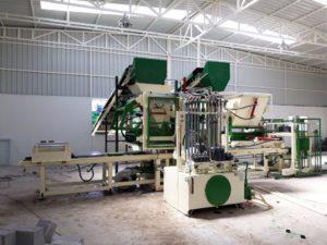 Rt 6 Machine installed